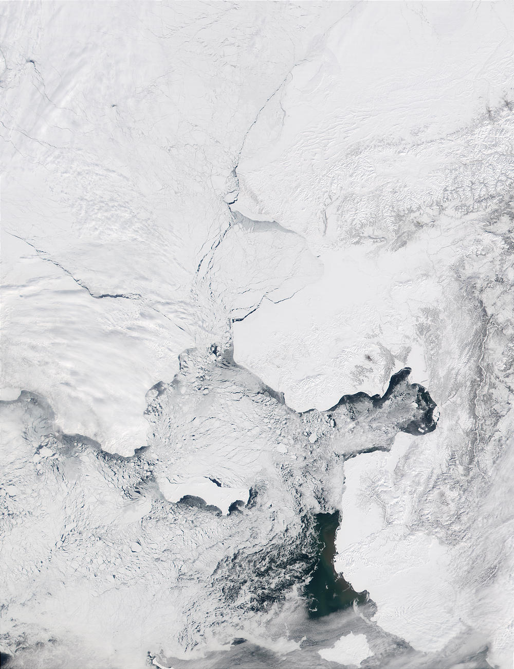 Bering Strait - related image preview