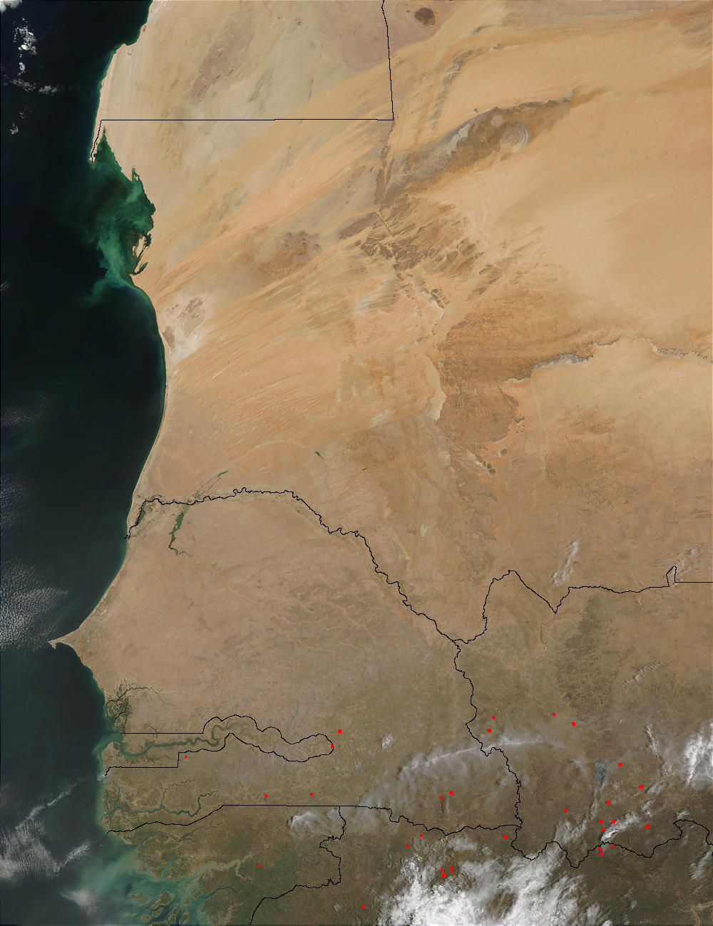 Western Africa - related image preview