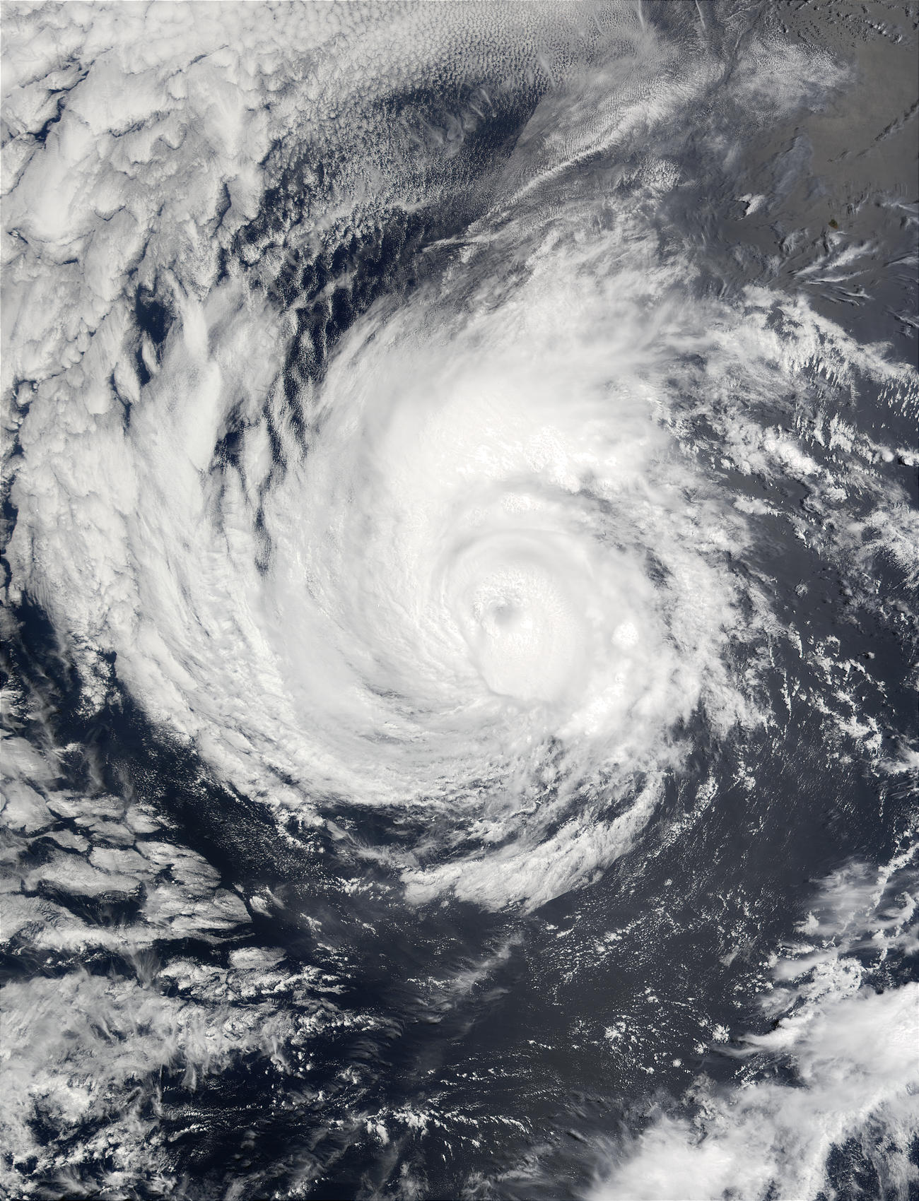 Hurricane Alma (01E) south of Baja California, Eastern Pacific Ocean - related image preview