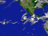 Tropical Cyclone ALMA, May 29, 2002 - selected image