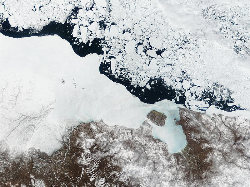 Coast of the East Siberian Sea, Russia - related image preview