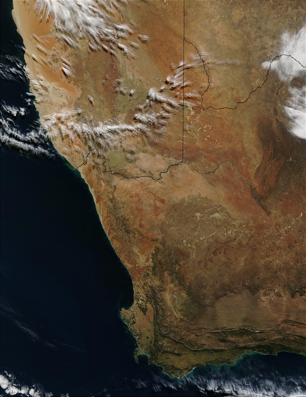 South Africa, Namibia, and Botswana - related image preview