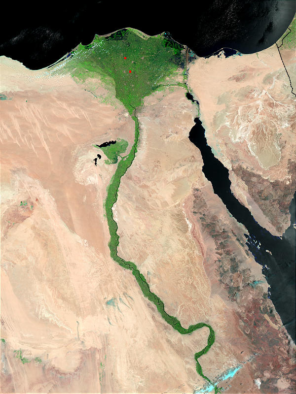 The Nile Delta, Egypt - related image preview