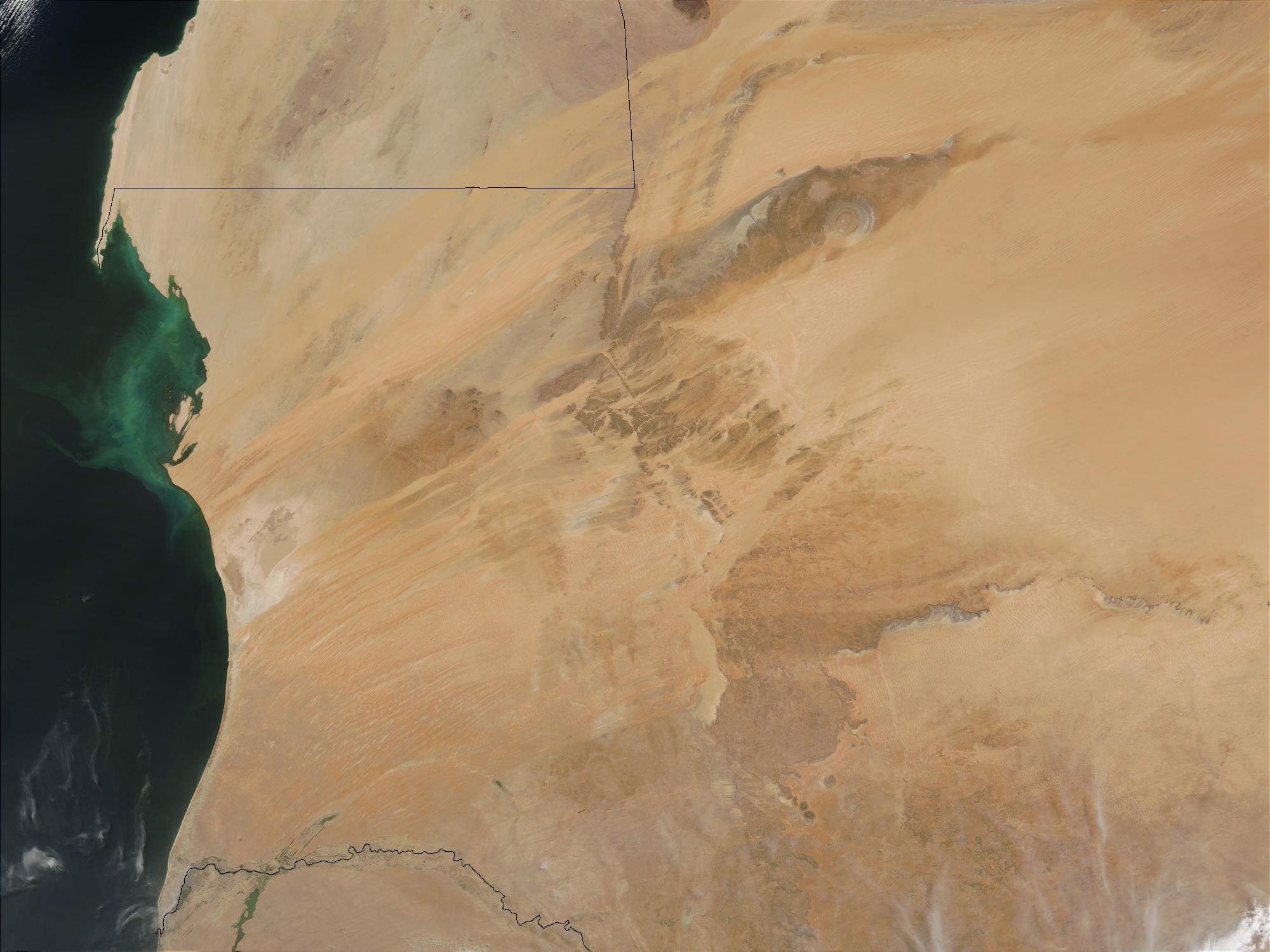 Mauritania - related image preview