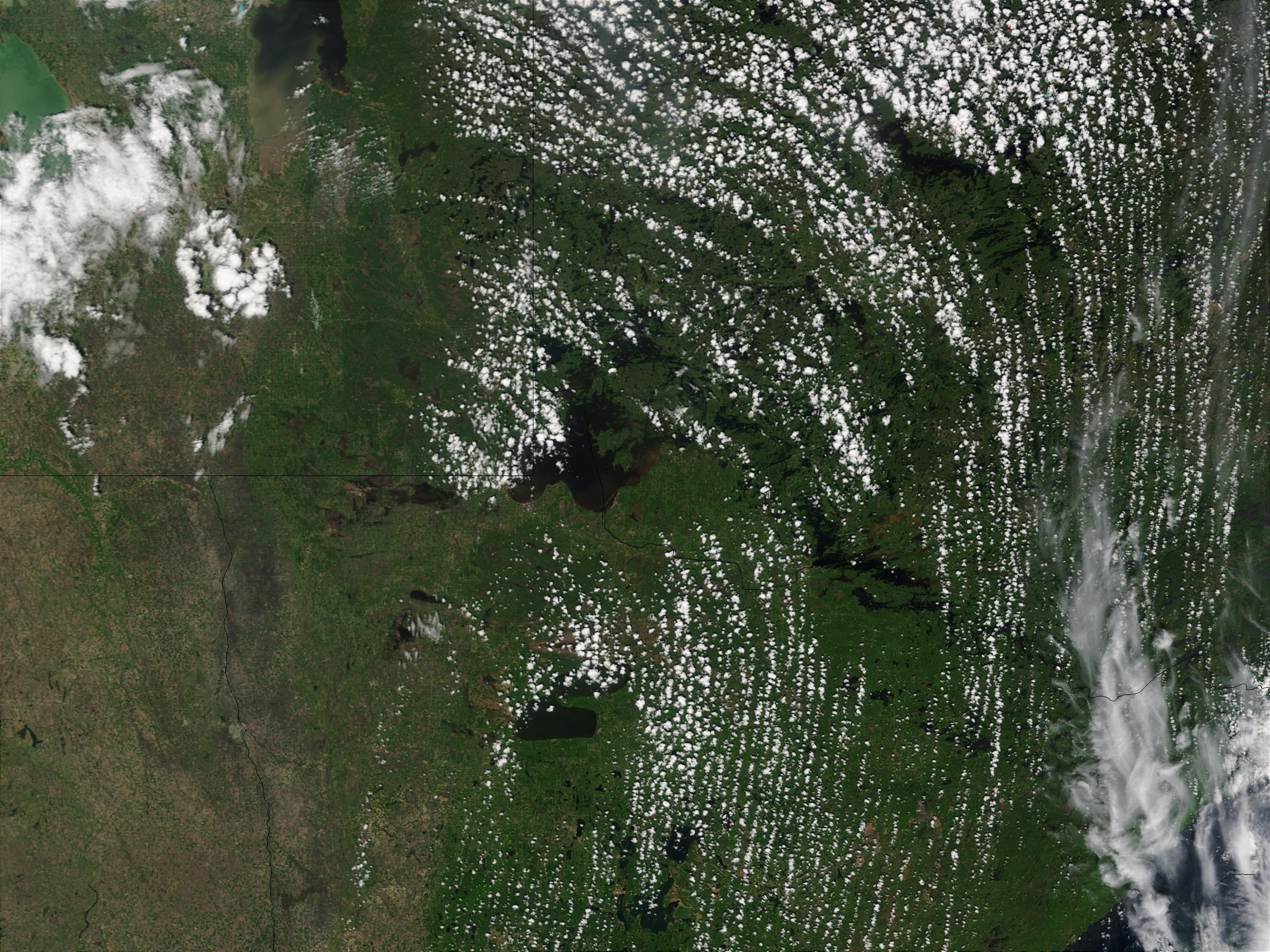 Floods in Northern Minnesota - related image preview