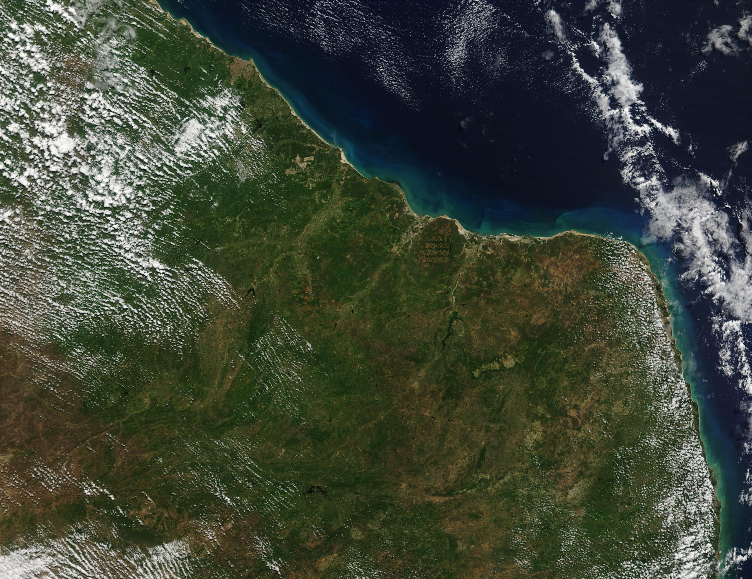 Northeast Brazil - related image preview