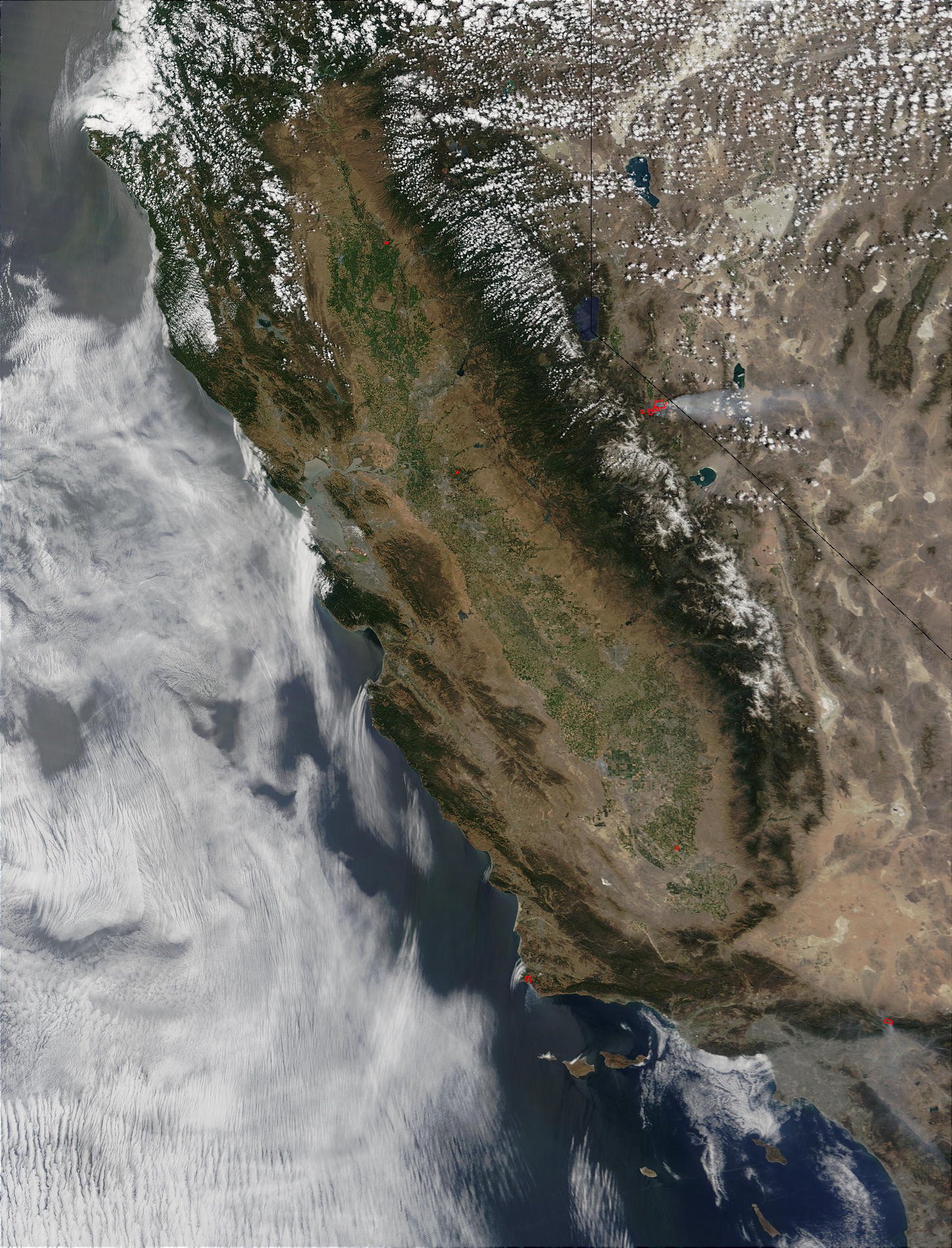 Wildfires in California - related image preview