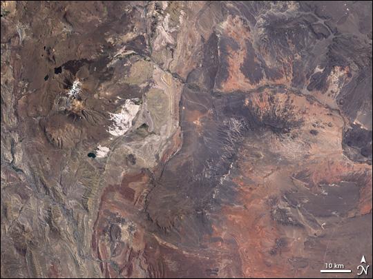 Neuquén Basin, Argentina