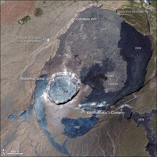 Kilauea Caldera - related image preview