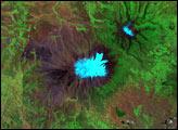 Chimborazo and Tungurahua, Ecuador