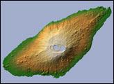 Mt. Manaro Volcano, Ambae Island