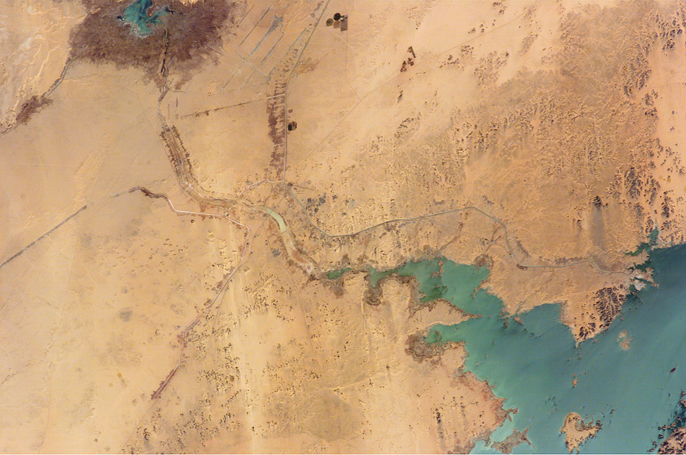 Lake Nasser and the New Valley - related image preview