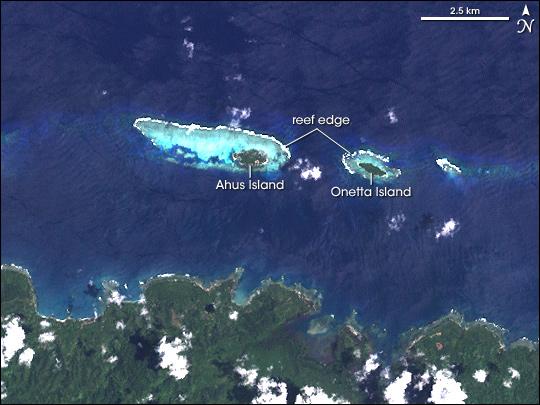 manus island nasa -#main