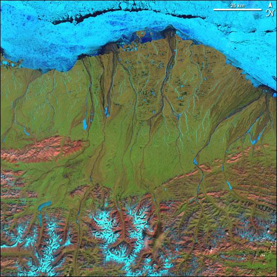 North Slope of Alaska