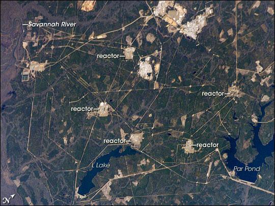 Savannah River Site, South Carolina