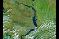 Floods Along the Evros (Meric) River