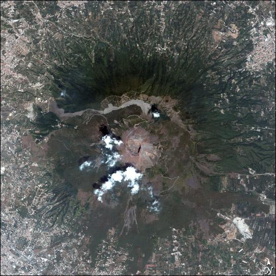 Mount Vesuvius, Naples, Italy