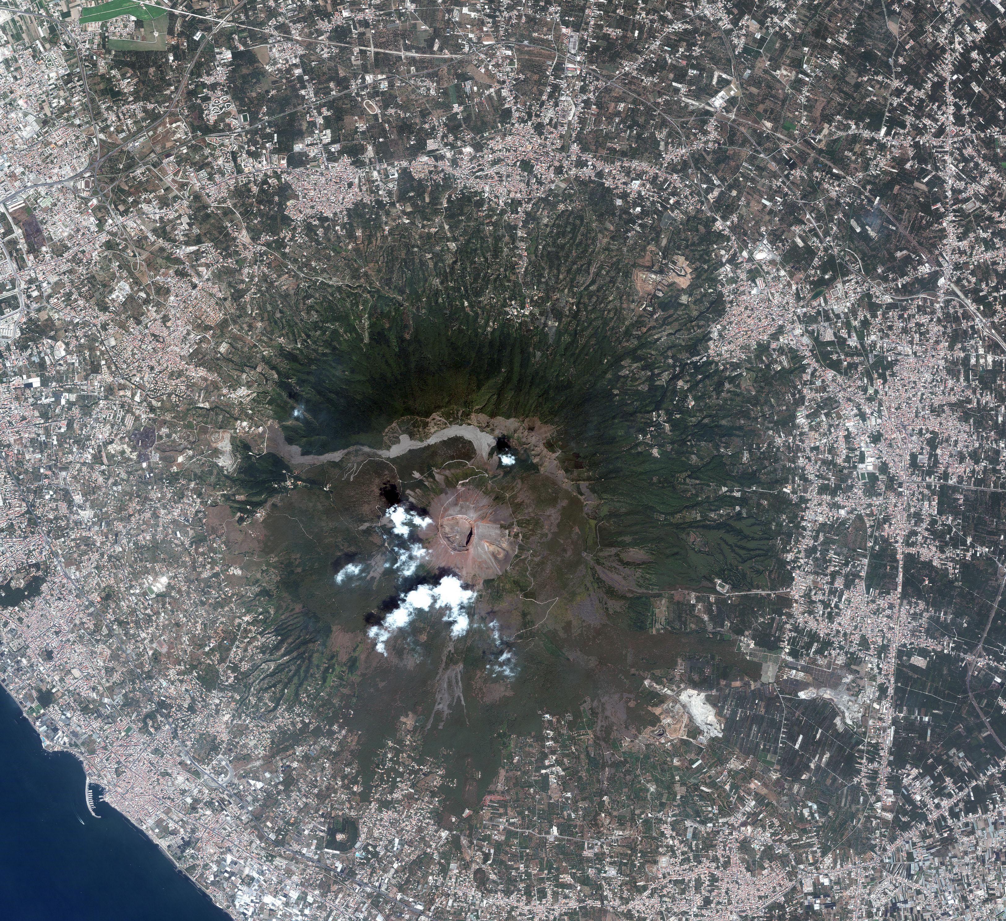 Vesuvius, Italia