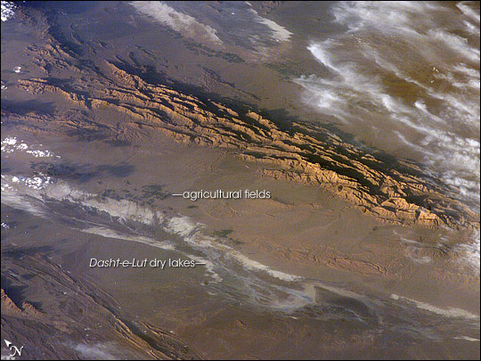 Winter in the Dasht-e-Lut Desert, Eastern Iran - related image preview