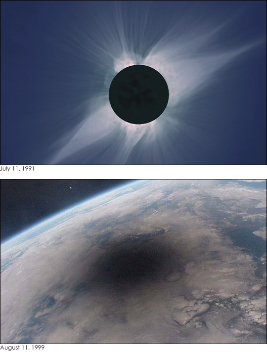 Total Solar Eclipse: March 29, 2006