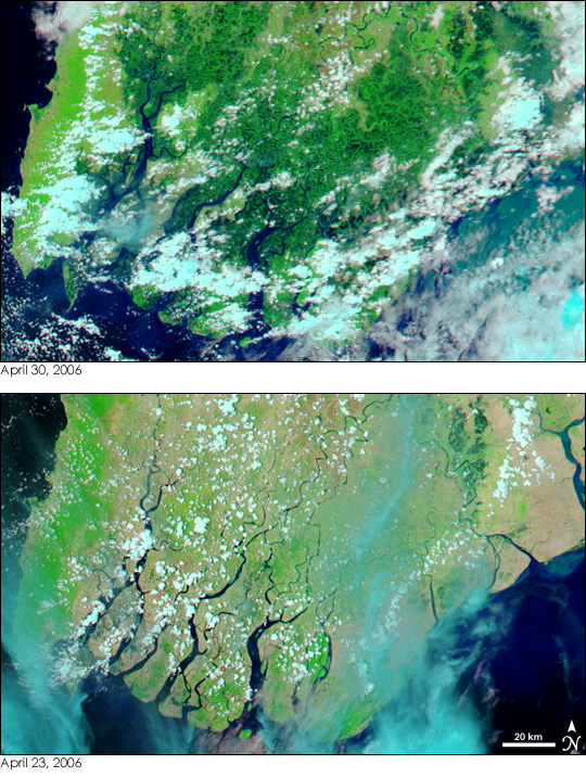 Floods in Myanmar (Burma)
