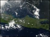 Java and the Merapi Volcano