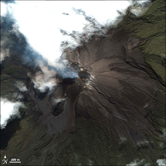 Merapi Volcano, Indonesia - related image preview