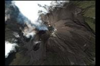 Merapi Volcano, Indonesia