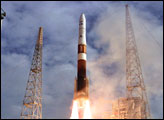 Advanced Weather Satellite GOES-N Launches