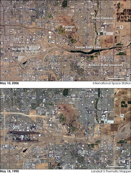 Central Phoenix Metro Area, Arizona