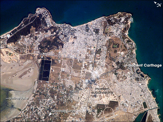 Site of Carthage, Tunisia - related image preview
