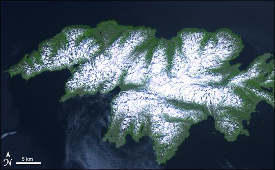 Attu Island, Alaska