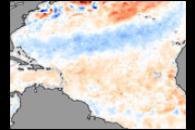 Atlantic Sea Surface Temperature Anomaly