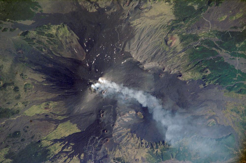 Mt Etna basalt dating