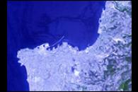 Oil Spill Along the Lebanese Coast