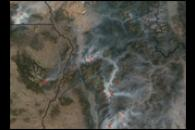 Fires in the Western U.S.