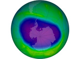 NASA Observes the Antarctic Ozone Hole