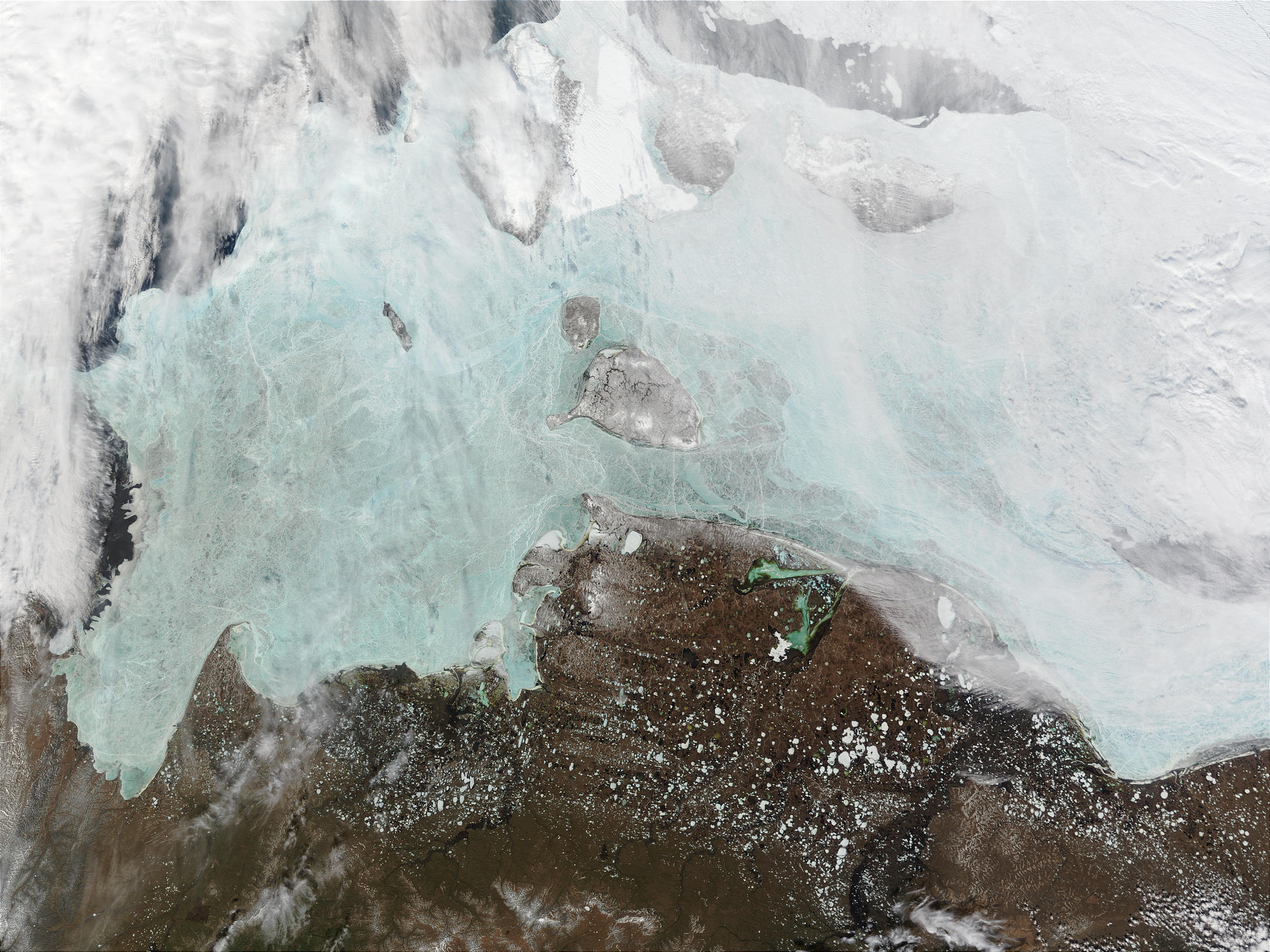 East Siberian Sea, Russia - related image preview
