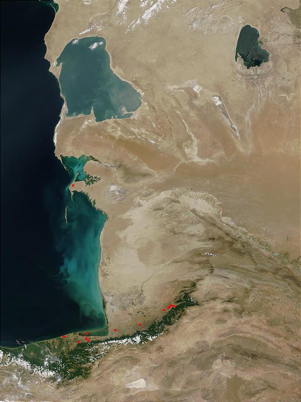 Caspian Sea, Turkmenistan - related image preview