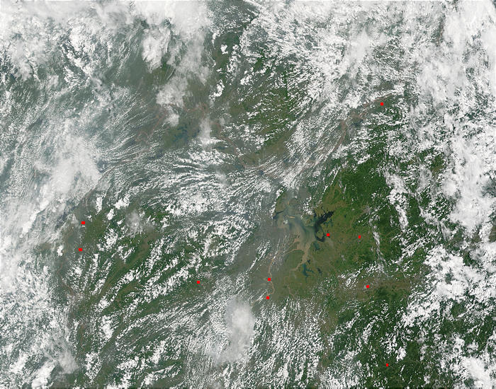 Floods in Central China - related image preview
