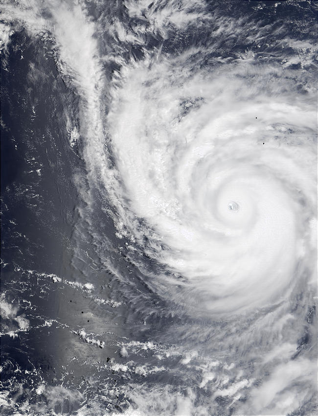 Typhoon Fengshen (12W), Pacific Ocean - related image preview