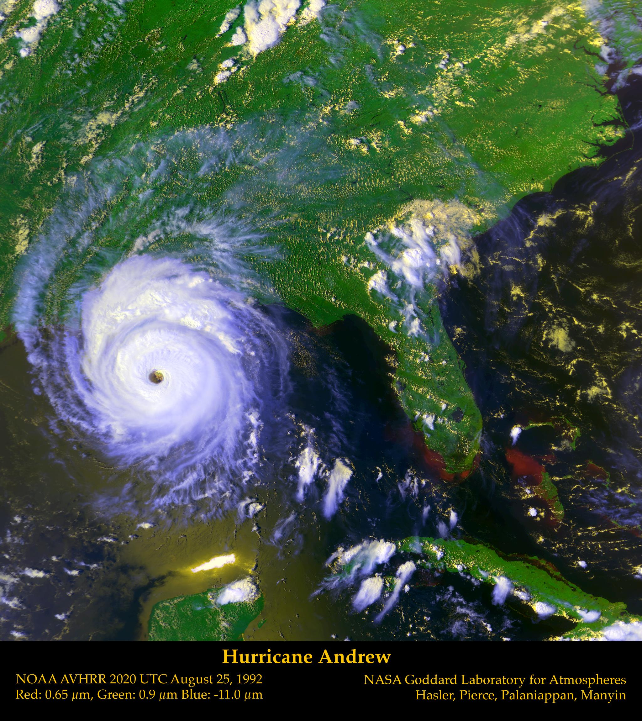 Hurricane Andrew - related image preview