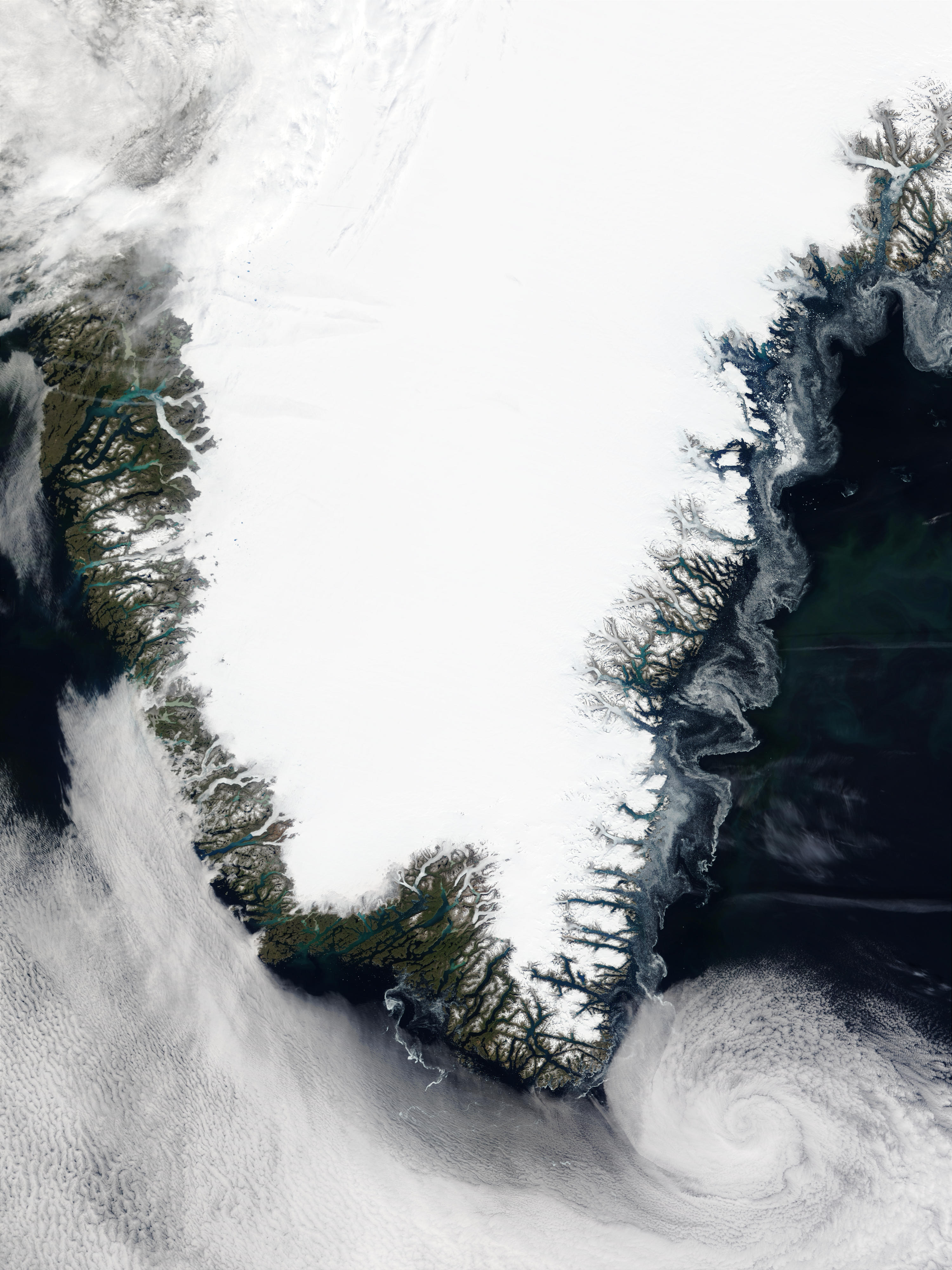 Southern Greenland - related image preview