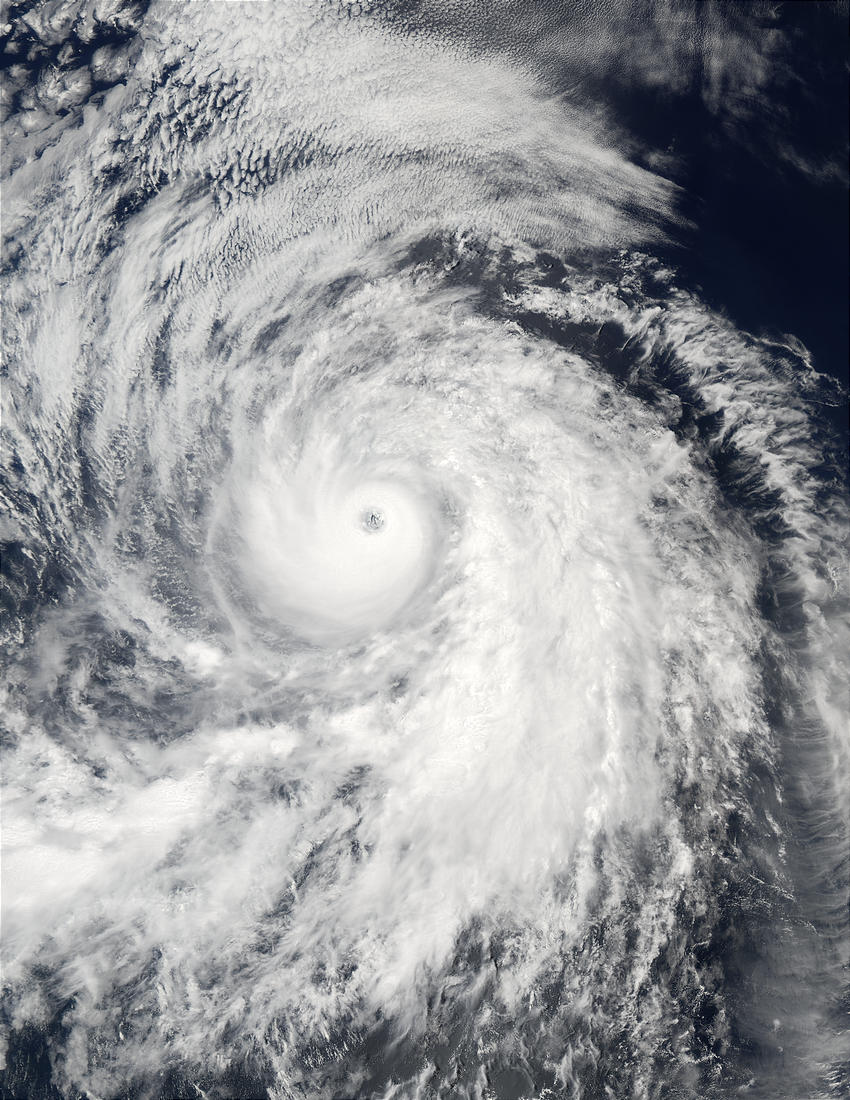 Hurricane Fausto, Eastern Pacific Ocean - related image preview