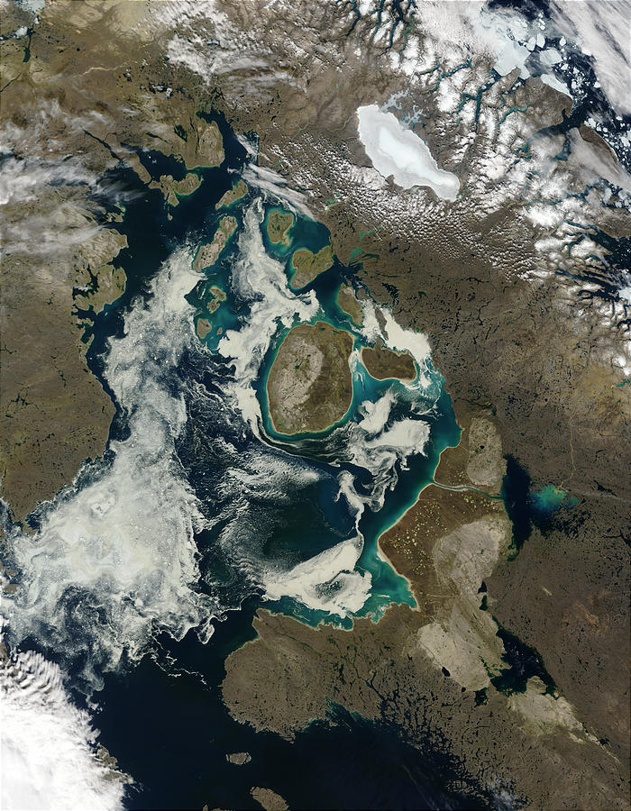 Foxe Basin, Canada - related image preview