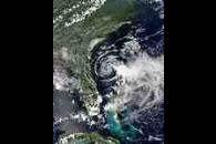 Tropical Storm Edouard off Florida