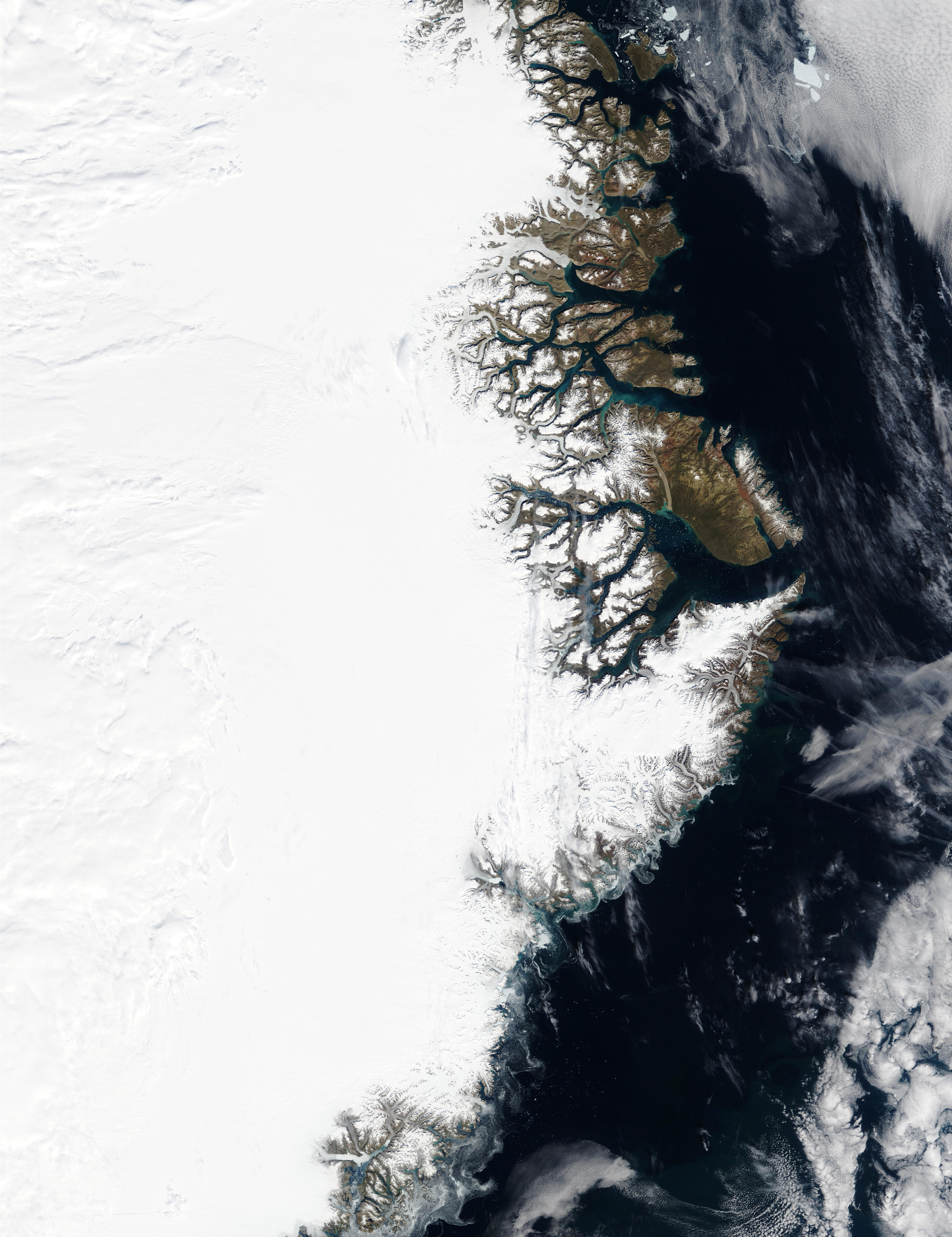 Greenland East Coast - related image preview
