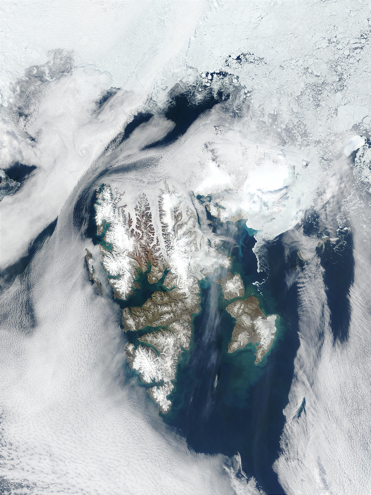 Svalbard, Arctic Ocean - related image preview