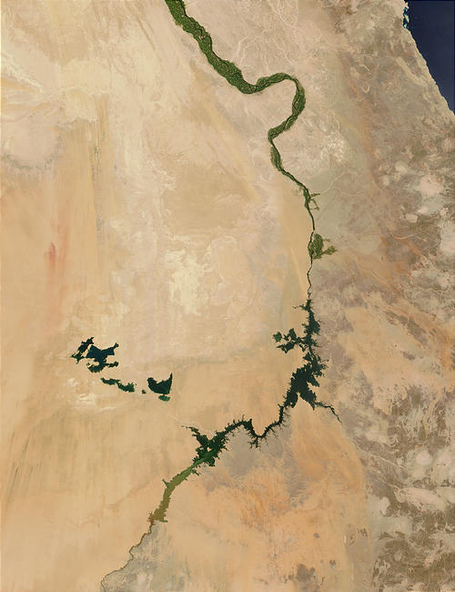 The Nile, Egypt - related image preview