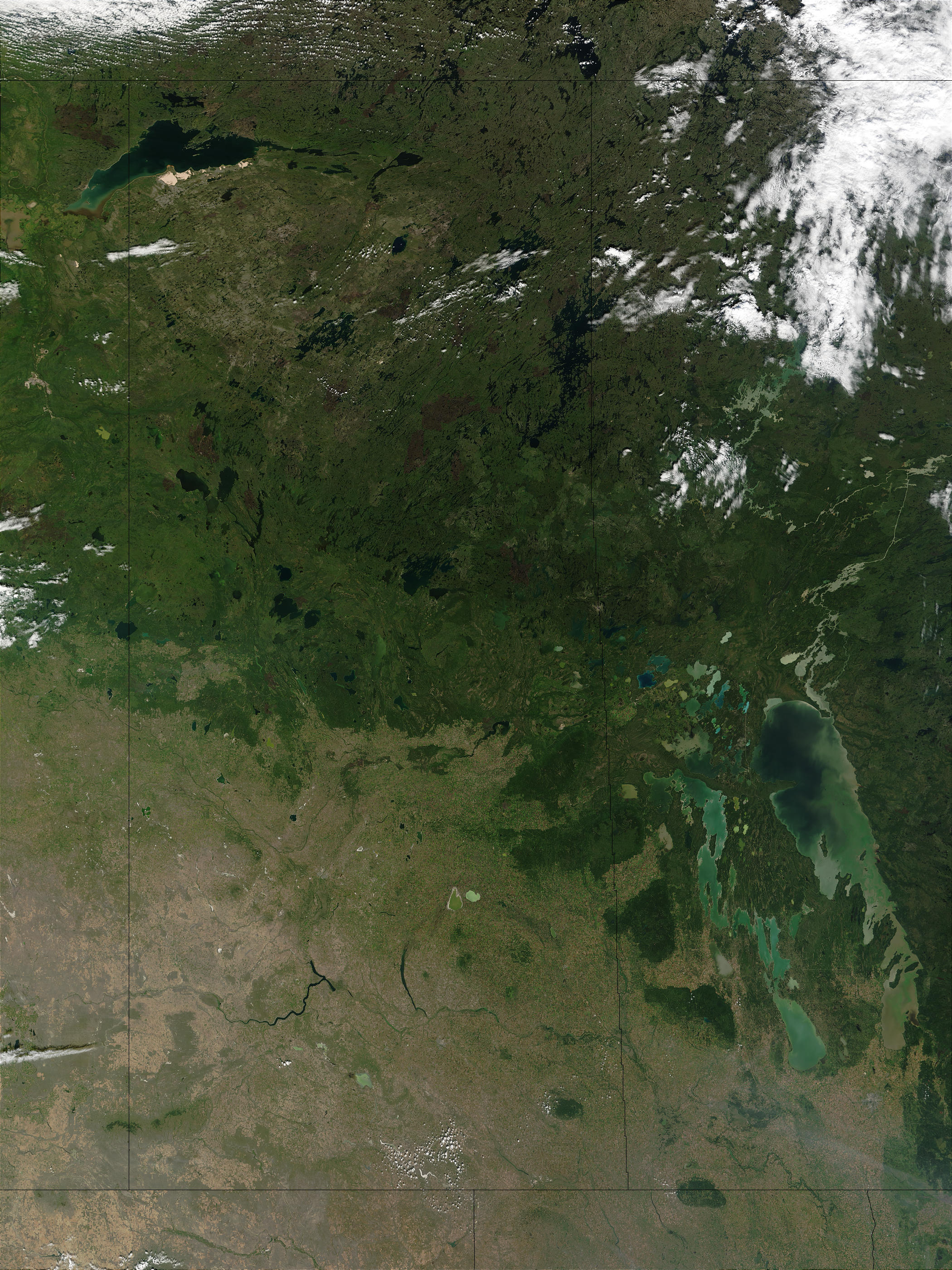 Saskatchewan and Manitoba, Canada - related image preview